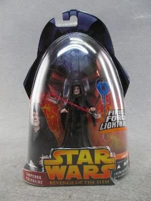 Amazon Com Star Wars Revenge Of The Sith Emperor Palpatine 12 Action Figure Toys Games