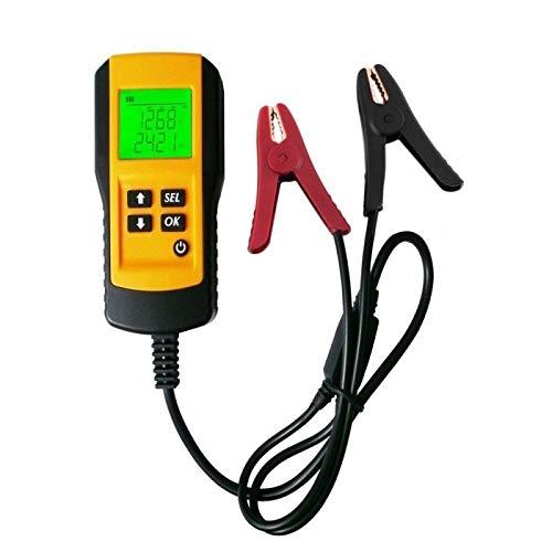 TERMALY Car Battery Testers,Digital Car Battery Tester,Car Battery Tester Digital,Car Battery Tester Checker,Automotive 12V digital battery battery detector, tester analyzer,A: Amazon.co.uk: Garden & Outdoors