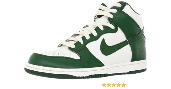 Nike Dunk High, Gorge Green/Sail Uk