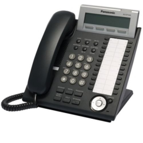 Panasonic KX-DT343 Phone Black by Portable4All