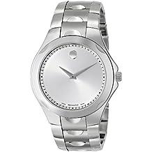 """Movado Men's 606379 """"Luno Sport"""" Stainless Steel Bracelet Watch"""
