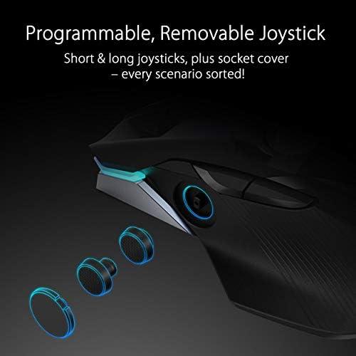ASUS ROG Chakram Wireless Aura Sync RGB Gaming Mouse Optical Sensor 16000 DPI 41Qh7MrNf3L