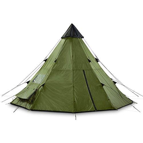 Guide Gear Teepee Tent, 14' x 14'