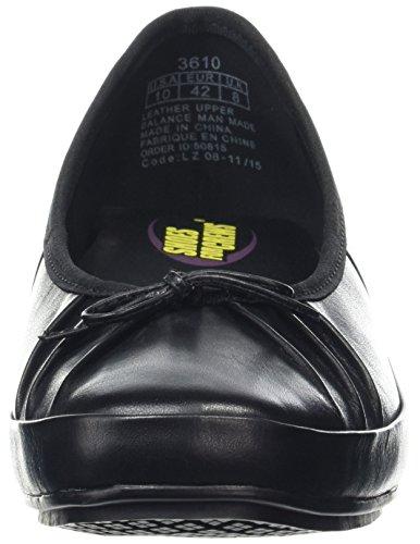 Chaussures pour Crews Ballerina II, femme SRC Oxford, Noir (Noir), 8UK (42EU)