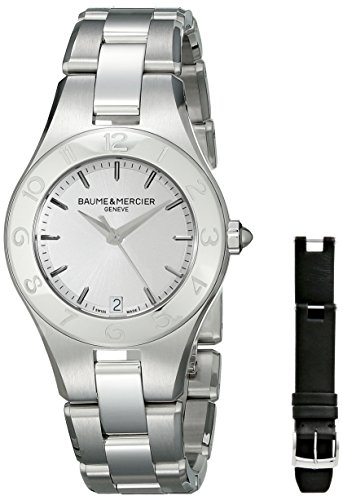 baume-mercier-womens-bmmoa10070-linea-analog-display-quartz-silver-watch