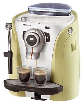 Philips Saeco RI9752/31 Máquina espresso 1.5L 14tazas Crema de color - Cafetera (