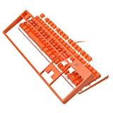 Ajazz DKM150 Mechanical Gaming Keyboard with Brown