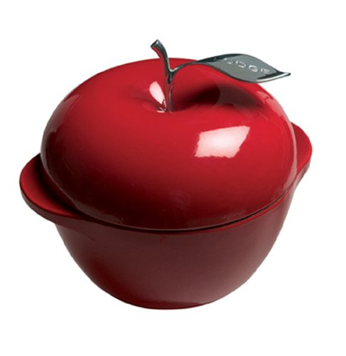 Lodge L Series Apple Pot, Patriot Red