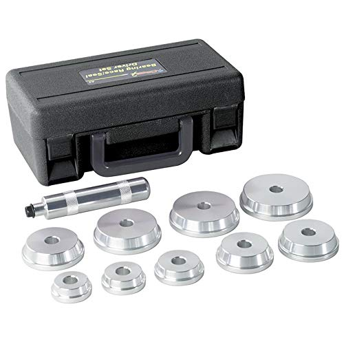 OTC 4507 Bearing Race and Seal Driver Set - 10 Piece by OTC (Image #1)