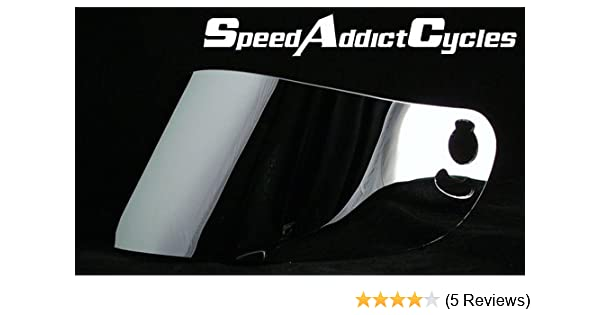 bf1af1d6 Amazon.com: Suomy SR Sport / Vandal Chrome Iridium Shield: Automotive