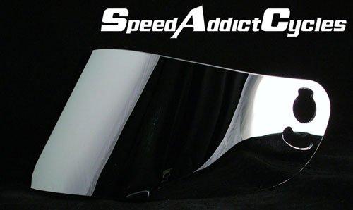 Suomy SR Sport / Vandal Chrome Iridium Shield