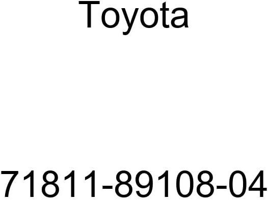 Toyota Genuine 71811-89108-04 Seat Cushion Shield