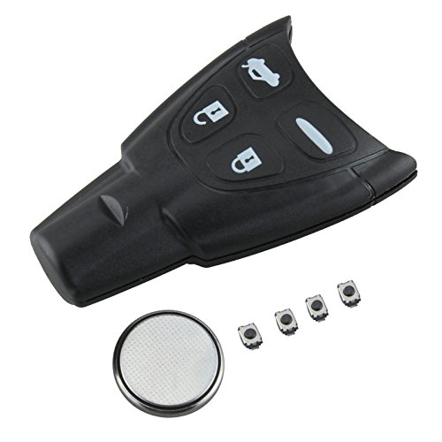 bacai-fits-saab-93-95-9-3-9-5-replacement-remote-key-fob-case-shell-repair-kit