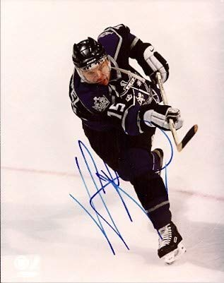 - Autographed Signed Josef Stumpel Los Angeles Kings 8x10 Photo - Certified Authentic