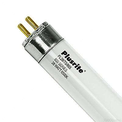 Plusrite 4114 - FL28/T5/865 - 28W - 6500K - 800 Series Phosphors - T5 Fluorescent Tube