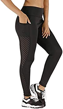 Mandii Women's Sports Pocket Active Leggings