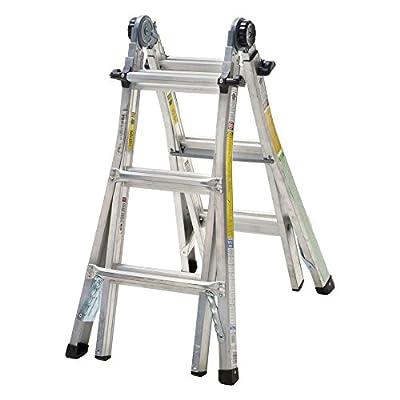 Cosco 13 ft. Aluminum 5-in-1 Ladder