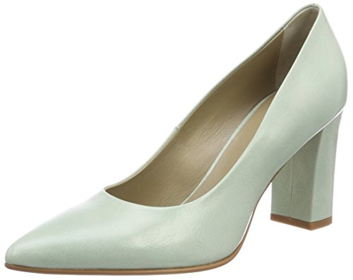 Green aqua Toe Light Closed Nirma 621 Women's Heels Pump Noe Antwerp qRzw0g0