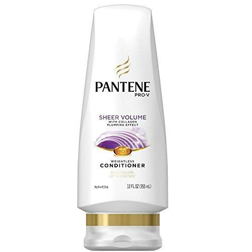 PANTENE COND FINE FLAT/VOLUME 12.6 OZ
