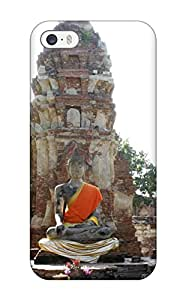 Hot New Religious Architecture Case Cover For Iphone 5/5s With Perfect Design(3D PC Soft Case)