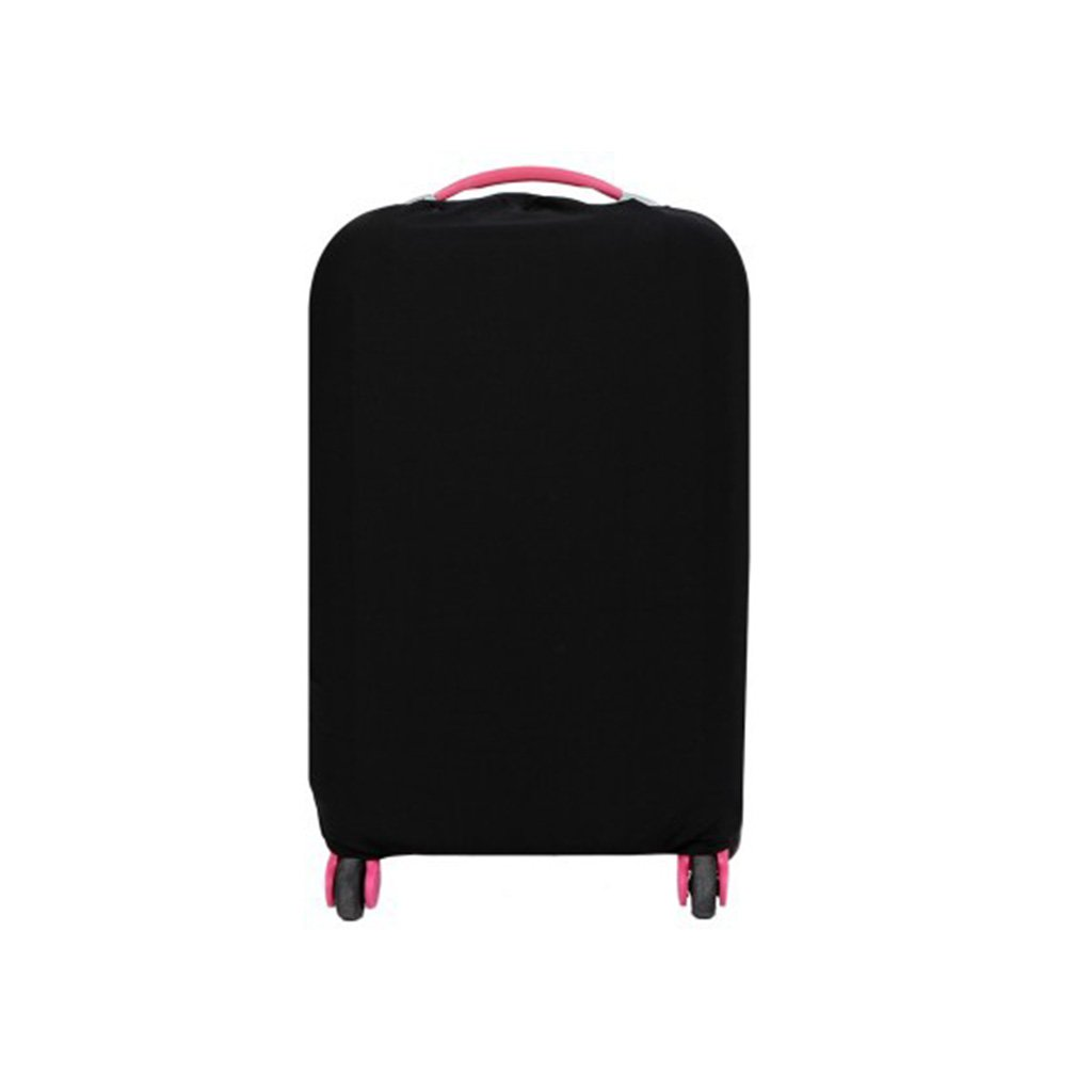 L - Red Elastic Luggage Suitcase Bags Cover Protector Anti scratch 18 20 22 24 28 26-30