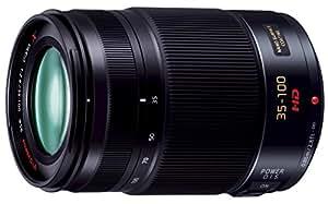 PANASONIC LUMIX G X Vario Lens, 35-100mm, F2.8 ASPH., Professional Mirrorless Micro Four Thirds, POWER Optical I.S., H-HS35100 (USA BLACK)