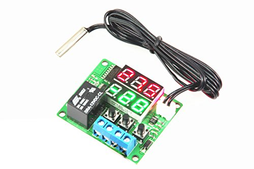 12v thermostat switch for fan - 4