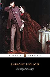Framley Parsonage (Penguin English Library)