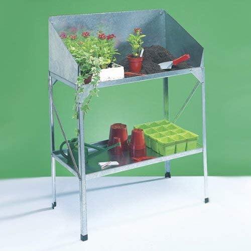 Parasene - Mesa de Trabajo para jardinería: Amazon.es: Jardín