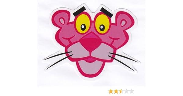 Xoo-Stickers The Pink Panther - Adhesivo Decorativo para monopatín ...