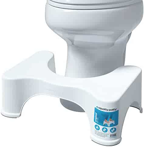 Squatty Potty The Original Bathroom Toilet Stool, 7