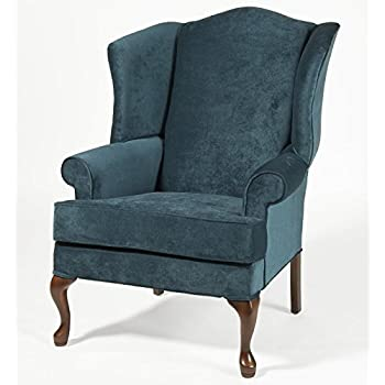 Amazon Com Comfort Pointe Chippendale Wing Chair In
