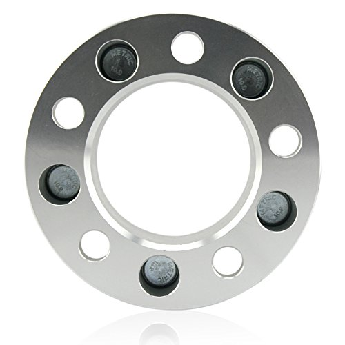 Orion Motor Tech 4pcs 2'' Wheel Spacers 5x4.75 | 12x1.5 Studs for Chevy Corvette Camaro S10 S15 GMC Jimmy Sonoma Typhoon & Cadillac Oldsmobile Pontiac by OrionMotorTech (Image #8)