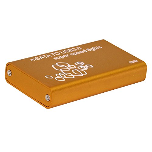 Baile External Hard Drive Enclosure SATA SSD to USB 3.0 S...