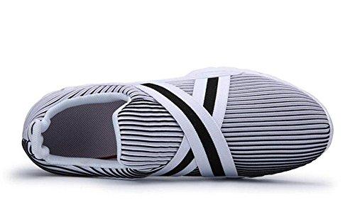 Zapatos de hombre para barcos Zapatos de hombre británicos para hombre Urban Juvenil Daily Life Zapatos retro Zapatos planos Grey