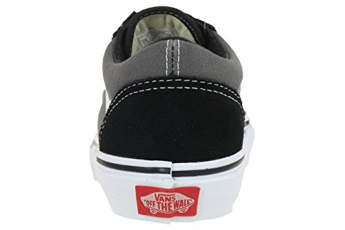 VANS Chaussures Enfants - Old Skool black pewter, Taille:27.5