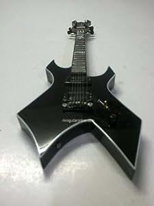 mick thompson miniature mini guitar slipknot bc rich hate musical instruments. Black Bedroom Furniture Sets. Home Design Ideas