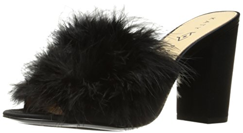 Katy Perry Women's Bon, Black, 7.5 Medium US Bon Bon 3 Sandal