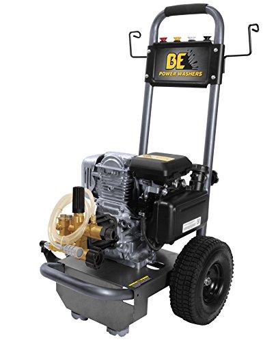 B E Pressure B275HA Gas Powered Pressure Washer, GC160, 2700 PSI, 2.3 GPM