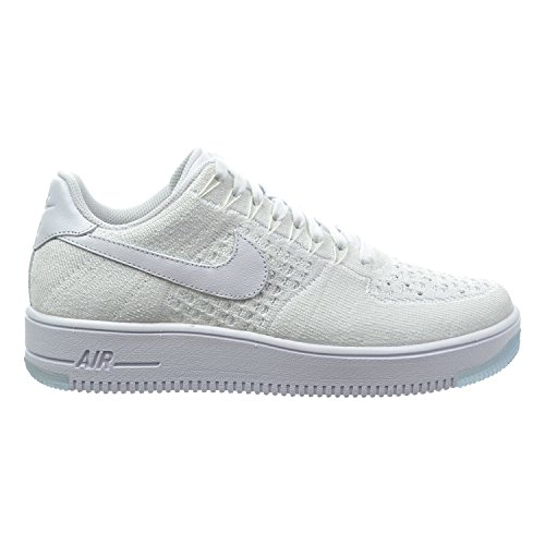 37127f78e7906b Nike Air Force 1 Ultra Flyknit Low Men s Shoes White Ice 817419-100 (11  D(M) US) - Buy Online in UAE.