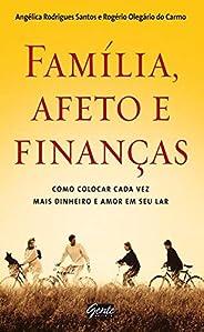 Família, afeto e finanças