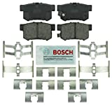Bosch BE537H 537H Blue Disc Brake Pad Set: more info