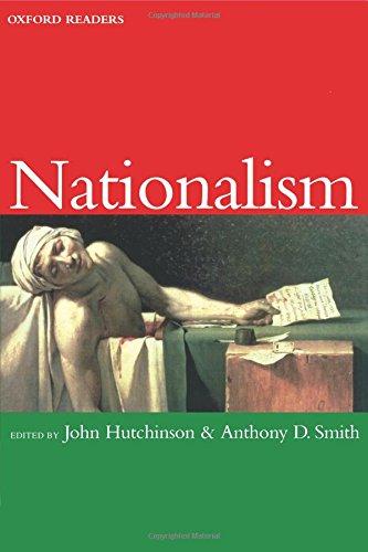 Nationalism (Oxford Readers)