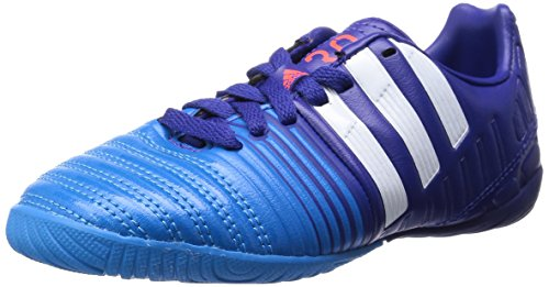 adidas Fussballschuhe Nitrocharge 3.0 IN J 36 2/3 amazon purple f14/ftwr white/solar blue2 s14