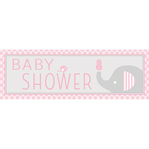 (Creative Converting 317223 Little Peanut-Girl Baby Shower Party)