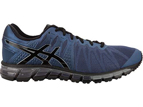 ASICS Men's Gel-Quantum 180 TR Training Shoes, 10.5M, Bearing Sea/Black/Monument Grey
