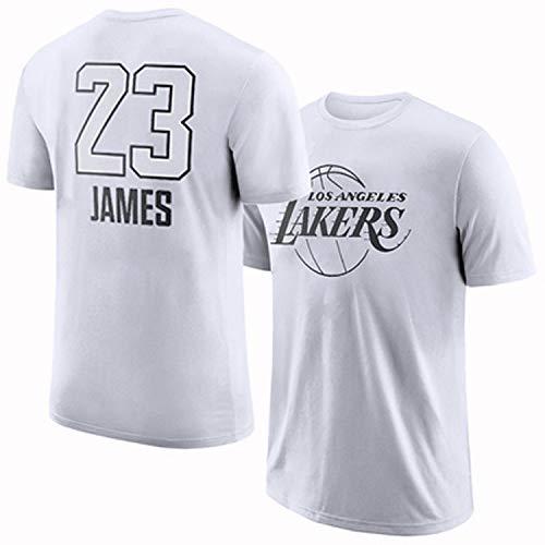 RENJUN Camiseta de Manga Corta de Baloncesto All-Star Lakers James ...