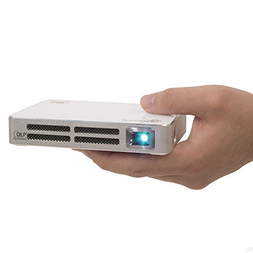 Ivation Pro2 Pico Projector Silver IVPJPRO2