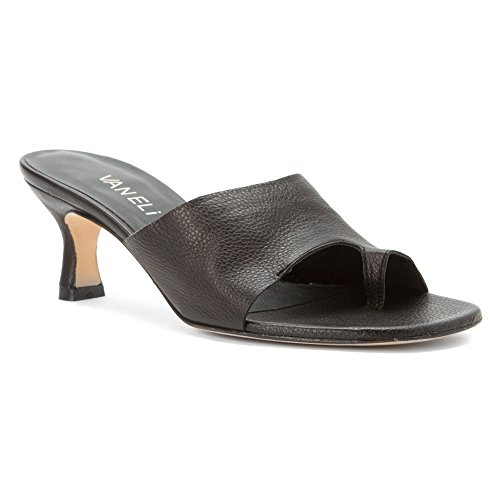 Melea Black Dress VANELi Women's Sandal C0xn5f