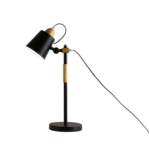 Lampada Da Tavolo Nordica Semplice Moderna Da Letto A Led Comodino